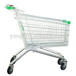 الالومنيوم عربة التسوق أنواع/ trolly التسوق