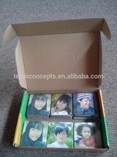 mini train memory game card