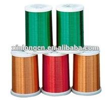 Hi-tech UEW / PEW / EIW enameled copper wire for radiator