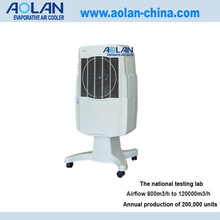 Airflow 2000m3/h mini water cooling air handling unit