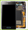 For LG E460 Optimus L5 II LCD screen with touch screen digitizer and frame-black