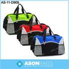 600D polyester soccer duffel bag