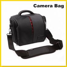 Black Waterproof Camera Bag for Canon Nikon Sony
