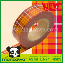 Manzawa colorful wholesale tape para decoracion