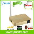 Pre- venta de pc mini quad core rk3288 4k hd, el hardware de decodificación hd265 4.4 android tv caja srecuadro u8