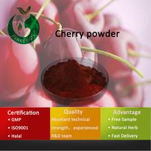 Chinese Fruit Cherry Powder/Cherry/Black Cherry Juice