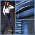 2014 del dril de algodón barato de la tela del dril de algodón de venta al por mayor larga del dril de algodón de la falda