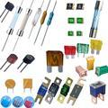 électrique et automobile fusibles de protection contre les surintensités: batterie de la voiture fusible.