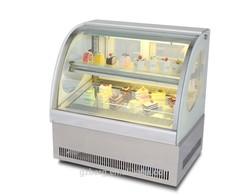 cupcake,copra cake display chillers refrigerator
