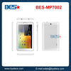 Factory price phone call dual core 7 inch touch screen tablet pc md706