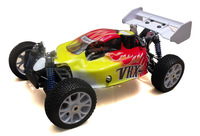 1/8scale 2.4G hobby model rc nitro gas cars for sale