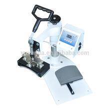 yuxunda reliable digital t-shirt mug cap printing machine/ heat press machine for cap printing with CE certificate