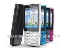 Original X3-02 cell phone 3G wifi java bluetooth X3-02 Unlocked Mobiles Phone 5MP camera GSM bar phone