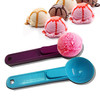 Food quality and safely colorful ice cream scoop
