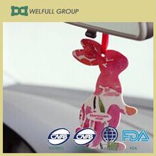 Grace -Fragrance OEM&ODM hanging Car Freshener