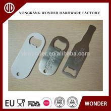 professional barman bottle shape wine opener set