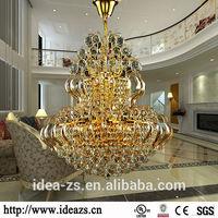 C9167 spiral chandelier ,classical glass chandelier ,antique luster