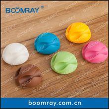 Boomray usine 2014 promotionnel TPR polyvalente coloré câble gestion dinosaur cadeau