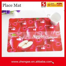 Customized Logo Printed Branded Place Mat