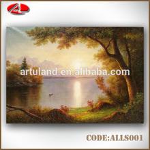 Hot sale classical landscape oil painting