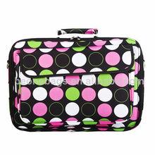 custom wonderful indestructible cute laptop briefcase for girls