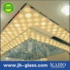 tempered frosted glass led brick lights