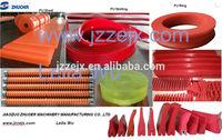 custom shape pu polyurethane rubber castings