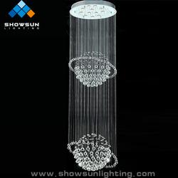 Big cristal pendant light