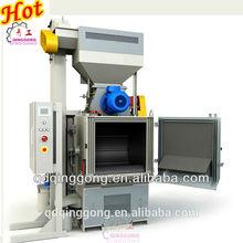 QG32Tumble belt shot blast cleaning machine from Qingdao Qinggong Mechinery Co.ltd