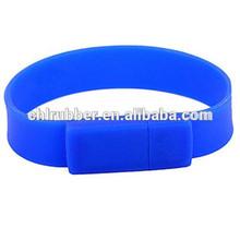 silicone bracelet usb pen drive