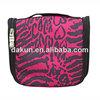 Fashional foldable canvas wash bag