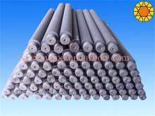 Purified Graphite Electrode Rod for Quartz Crucible Production