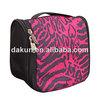 Wholesale pattern travel wash bag
