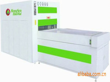 HSHM2500YM-A vacuum film coating machine for pvc or wooden veneer door covering