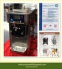 home used Soft Serve Ice Cream Machine for Rental business RB1116B