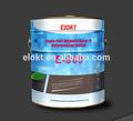 Mutil- funcion favorable al medio ambiente de poliuretano monocomponente de pintura a prueba de agua