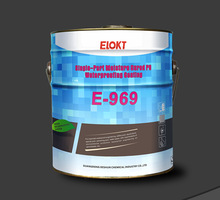 Mutil-funtion Environment Friendly Single Component Polyurethane Waterproof Paint
