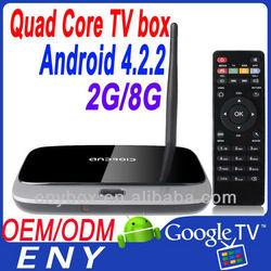 Sale 2G RAM 8G ROM android 4.2 rk3188 quad core mini pc