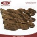 2014 qualità superiore miglior prezzo nuovo arrivo capelli castani con riflessi biondi