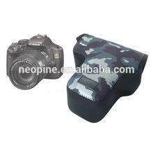NEOpine canvas camera bag Outdoor Stylish Inner Neoprene for Canon 450D