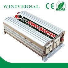 1000W High-efficiency Modified Sine Wave Inverter with 12V DC, 220V AC/solar panel inverter elevator drive inverter