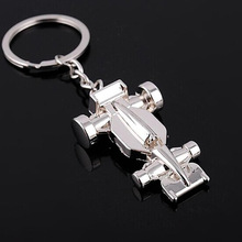 Hot sale high-end racing car shaped key chain,delicate car key chain (KC-008)