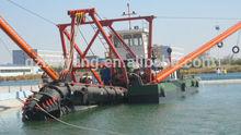 New diesel sand dredger for sale