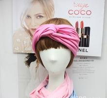 Fashion head wrap, twist turband headband, turban headband for girls