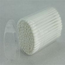 high quality 75mm plastic shaft cotton bud
