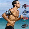 100% brand new colorful waterproof phone armband arm case