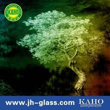 High quality Hot sale 3D laser LED glass laser engraving glass decoration