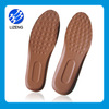 Cheap breathable running shoe leather insole with own insole factory