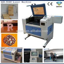 cheap laser engraver 5040/Desktop laser engraver easy operate for arts and crafts QD-5040