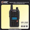 Portable 5w 199 canaux jambon. hf émetteur récepteur radio